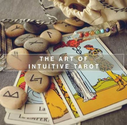 The Art of Intuitive Tarot on the DailyOM